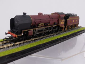 R2182B LMS Patriot Cl;ass 4-6-0 Holyhead 5514 Tender Drive